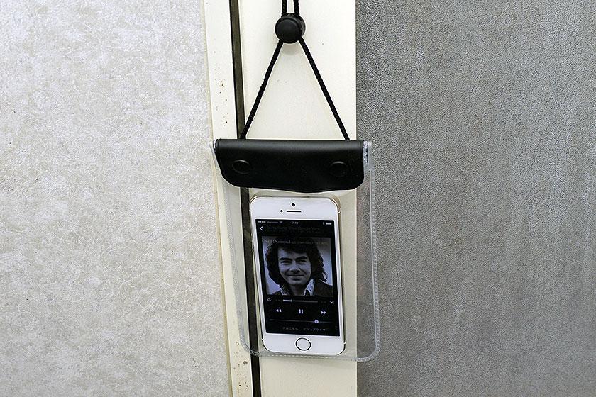 Iphoneinbath
