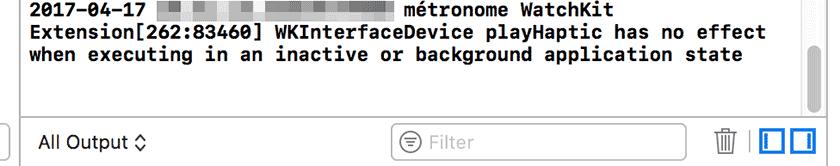 Xcodemessage