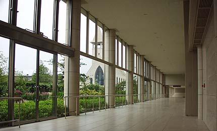 ティファニー庭園美術館1